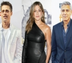 Brad Pitt and Jennifer Aniston Reportedly Back On, Thanks to George Clooney