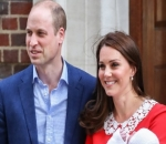 Prince William and Kate Middleton Debut Newborn Third Child