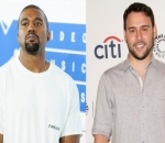 Report: Kanye West and Manager Scooter Braun Part Ways