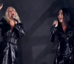 Billboard Music Awards 2018: Christina Aguilera and Demi Lovato Wow Audience With Joint Performance
