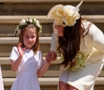 How Cheeky Princess Charlotte Steals the Show at Royal Wedding