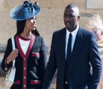 Idris Elba Defends Fiancee's Royal Wedding Outfit