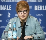 Ed Sheeran Supports the Fourth Annual Red Nose Day