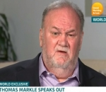 Thomas Markle Was Paid a 'Few Thousand' Dollars for First TV Interview