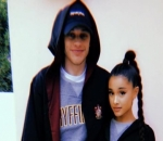 Ariana Grande Brags About Pete Davidson's Wiener Size