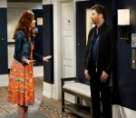Harry Connick, Jr. Pranked Debra Messing With Room Full of Flowers