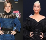 Kelly Clarkson Didn't Know Christina Aguilera Co-Wrote 'Miss Independent'