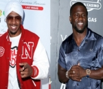 Nick Cannon Takes Playful Jab at Kevin Hart for His Love of Running