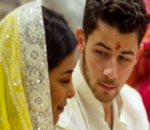 Nick Jonas Praised by Hindu Official for Taking Engagement Tradition Seriously