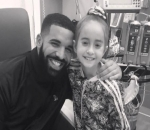 Drake Pays Surprise Visit to 11-Year-Old Heart Transplant Patient to Grant Her Birthday Wish