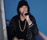 Eminem Turns the Top of Empire State Building Into Stage for 'Venom' Performance