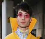 Ezra Miller Believes Art Helps Him Survive Bigotry