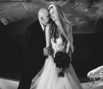 Food Network Star Duff Goldman and Johnna Colbry's Museum Wedding Features T-Rex