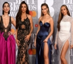 BRIT Awards 2019: See Dua Lipa, Little Mix and Other Stars' Over-the-Top Looks on Red Carpet