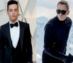 Newly Confirmed 'Bond 25' Villain Rami Malek Promises the 007 Agent Won't Have 'an Easy Ride'