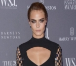 Cara Delevingne 'Humbled' by Hero Award From The Trevor Project