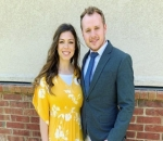 Josiah Duggar Reveals First Child's Name as He and Wife Lauren Are Expecting Baby Again