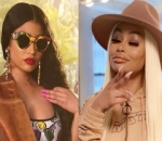 Nicki Minaj Responds to Rumors of Blac Chyna's Appearance in 'Megatron' Music Video