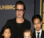 Brad Pitt Gets His Kids Worried With His Smoking Habit