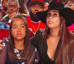 Lauren London and Emani Hold Back Tears During Nipsey Hussle Tribute at 2019 BET Awards
