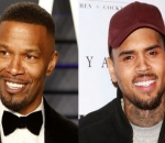 Fans Aren't Here for Jamie Foxx's Heartfelt Shout-Out to Chris Brown