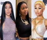 Cardi B's Bestie Challenges Nicki Minaj's BFF to a Fight Over the Rappers' Feud