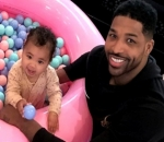 Tristan Thompson's Daughter True Spends Quality Time With Him and His Mom - See Rare Picture