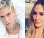 Aaron Carter Slapped With Restraining Order by Twin Sister