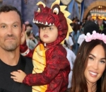 Megan Fox and Family Enjoy Halloween Outing at Disney in Rare Photos