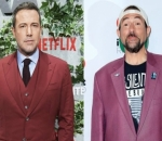 Ben Affleck Helps Celebrate Kevin Smith at Hand and Footprint Ceremony
