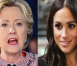 Hillary Clinton Believes Meghan Markle's Harsh Treatment Influenced by Her Race