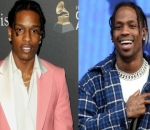 Watch: A$AP Rocky Appears to Diss 'Weakest' Travis Scott at Rolling Loud Fest