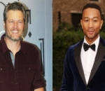 Here Is Blake Shelton's Advice for John Legend Over His Sexiest Man Alive Title