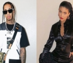 Tyga Photographed Leaving a Nightclub With Kylie Jenner Look-Alike