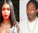 Lori Harvey Spotted Celebrating Rumored BF Future's Birthday at Private Party - See Inside Look