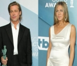 Brad Pitt Dragged by Jennifer Aniston's Fans After Their SAG Awards Reunion