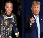 Conor McGregor's Raving Tweet About President Trump Garners Mixed Response