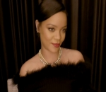 Rihanna Blushed as She Makes Sexual Innuendos in Makeup Tutorial Videos