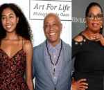 Russell Simmons' Daughter So 'Mad' at Oprah Winfrey Over #MeToo Documentary