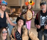 Sylvester Stallone and Family Play Dress Up After Being Taken Over by 'Tiger King' Fever