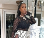 Kash Doll Leaves Fans Puzzled With Baby Bump Picture