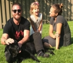 Stephen Amell Mourning His Dog and 'Best Friend' Louis