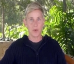 Ellen DeGeneres Returns to TV Show From Living Room to Support Staff Amid Coronavirus Crisis