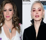 Alyssa Milano Defends Her Silence on Joe Biden Sexual Allegation After Rose McGowan Calls Her 'Fraud
