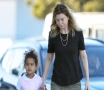 Ellen Pompeo's Daughter Suggests Social Distancing From 'Annoying' Brother in Rare Video