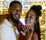 Little Mix's Leigh-Anne Pinnock Engaged to Soccer Star Boyfriend on Fourth Anniversary