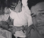 Ricky Martin's Kids Help Pick Out Songs for His New EP