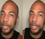 Kendrick Sampson Shows Off Injuries From Being Beaten and Shot at During Los Angeles Protest