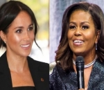 Meghan Markle Joins Michelle Obama for Women Leadership Summit