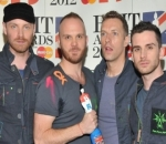 Coldplay Ranked First on New Billboard Livestream Chart